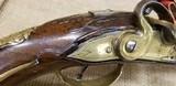 Dutch Flintlock Holster Pistol by B. A. Zuerc - Utrecht - 12 of 15