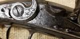 French Le Grande Belle Isle Flintlock Pistol - 5 of 15