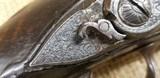 French Le Grande Belle Isle Flintlock Pistol - 7 of 15