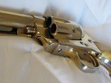 Extremely Rare, Scarce 1 of 3 Gold Washed Original Colt Single Action Army Revolver made 1875 in Excellent Condition - 10 of 15