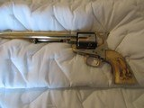 Extremely Rare, Scarce 1 of 3 Gold Washed Original Colt Single Action Army Revolver made 1875 in Excellent Condition - 1 of 15