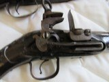 Pair Rare Italian made miguelet lock pistols - Not perfectly matched, Circa 1750 18th Century - 2 of 14