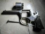 Antique Remington Rider Pocket Percussion Revolver - Circa 1859 - Serial#1173 - .31 cal - 12 of 15