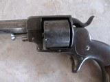 Allen & Wheelock Side Hammer Model 32 Rimfire Revolver - Desirable Collector Low Serial Number #26 - - 3 of 15