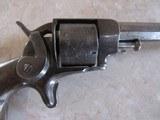 Allen & Wheelock Side Hammer Model 32 Rimfire Revolver - Desirable Collector Low Serial Number #26 - - 7 of 15