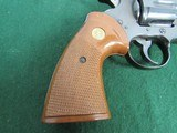 Nice Early 70's Colt Python Revolver - .357 Magnum - Circa 1973 - SN#E58473 - Blue with 6 Inch Barrel - 4 of 15