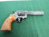 Nice Early 70's Colt Python Revolver - .357 Magnum - Circa 1973 - SN#E58473 - Blue with 6 Inch Barrel - 1 of 15