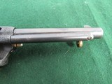 Nice Engraved Colt Style Single Action Army Revolver - .45LC -19th Century - Belgium Origin? - 8 of 15
