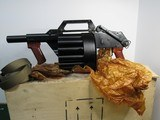 Collectors Package - Original Polish RGA-86 Rotary 26.5mm Flare Launcher Gun with Crate of Flares