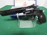 Scarce Blued Colt King Cobra 6 Inch Barrel 357 Magnum - 3 of 9