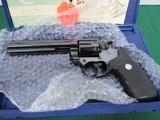 Scarce Blued Colt King Cobra 6 Inch Barrel 357 Magnum - 2 of 9