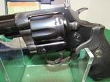 Scarce Blued Colt King Cobra 6 Inch Barrel 357 Magnum - 5 of 9