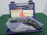 Scarce Blued Colt King Cobra 6 Inch Barrel 357 Magnum