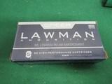40 S&W - SPEER LAWMAN - 50 round box - 180gr TMJ - No Credit Card Fees - 4 of 4