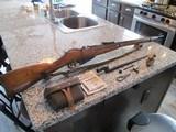 Soviet Mosin-Nagant Rifle.7.62 x 54R.