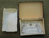 Colt .25 Automatic original box for the 1908 model 1st issue EX