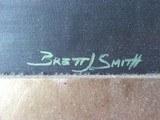Original Brett J Smith painting cover of Grays sporting journal - 5 of 6