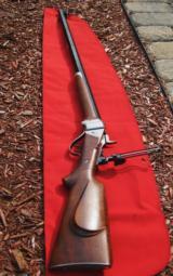 C Sharps Model 1874 Long Range Sporter in 50-140 - 4 of 7