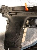 New Smith & Wesson M&P 380 Shield EZ 380ACP Semi Auto Pistol - 2 of 6