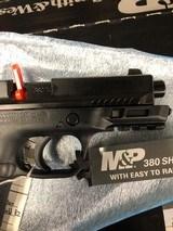 New Smith & Wesson M&P 380 Shield EZ 380ACP Semi Auto Pistol - 3 of 6