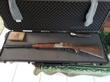 Blaser O/U double rifle Model B 750/88 Lux