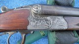 Krieghoff Montage Drilling 16 ga over 9.3X72R Rifle - 3 of 15