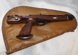 Remington Model XP-100 Bolt Action Pistol .221 REM Fireball with Factory Soft Case
