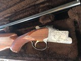 Browning Belgium 20 gauge O/U Superposed Diana Shotgun - 9 of 12
