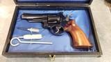 Smith & Wesson 44 Mag Pre-Model 29 5 Screw Revolver