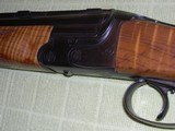 20 GA & 6.5X 58 1/2 COMBINATION GUN WITH BEAUTIFUL STOCK AND LOOKS AS NEW - 4 of 15