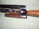 20 GA & 6.5X 58 1/2 COMBINATION GUN WITH BEAUTIFUL STOCK AND LOOKS AS NEW - 11 of 15