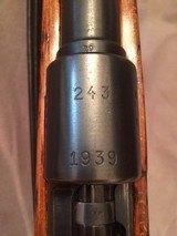 1939 Mauser K98 Manufacture Code 243 (Borsigwalde) - 3 of 15