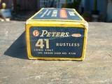 PETERS RUSTLESS .41 CAL. LONG COLT - 4 of 7