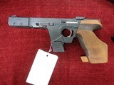 WALTHER GSP TARGET PISTOL IN .22 & .32 WADCUTTER