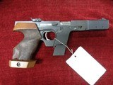 WALTHER GSP TARGET PISTOL IN .22 & .32 WADCUTTER - 3 of 9