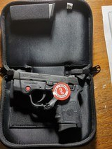 SMITH & WESSON M&P, BG380 WITH LASER - 1 of 1