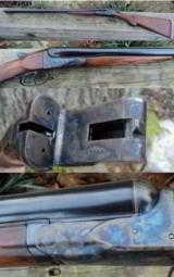 A H Fox Shotgun - 1 of 15