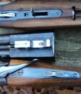"""Winchester Model 21 SxS 12ga 30"""" Barrels- 5 of 15"""