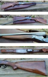 Winchester Model 21 20ga SxS 20 ga