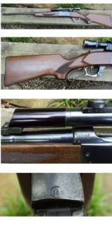 Savage 99F 243 Winchester with Stith Mount & Lyman Scope