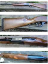 "Savage 99 Series A 358 Winchester ""Brush Gun"""