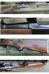 Savage 99C 243 Winchester - 1 of 10