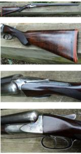A H Fox BE grade 12ga Pigeon Gun no safety - 1 of 15