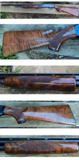 "Winchester 42 410 with ""knock-out"" wood"