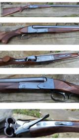 Winchester Model 21 20ga SxS
