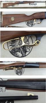 Savage 1895 75th Anniversary 308 Winchester- 1 of 15