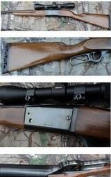 Savage 99 358 Winchester