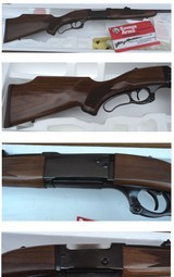 "Savage 99C 243 Winchester ""New in Box"""