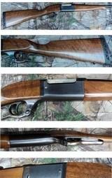 """Savage 99 358 Winchester""""brush gun"""""""