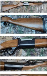 Savage 99 375 Winchester